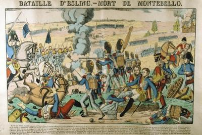 Battle of Essling - Death of Montebello, May 1809