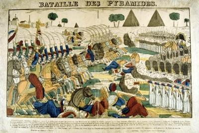 Battle of the Pyramids, 21 June, 1798