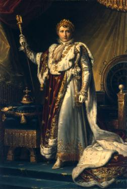 Napoleon I Bonaparte by Francois Gerard