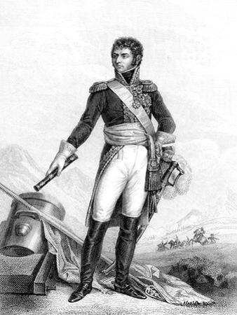 Jean Baptiste Jules Bernadotte (1763-184) French Revolutionary Soldier