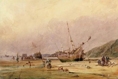Calais Sands, 1831