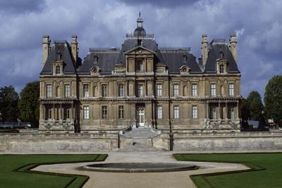 Chateau De Maisons-Laffitte, 1642-1646