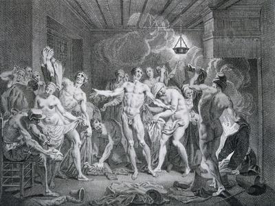 Night Meetings of the Adamites