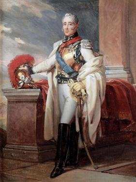 Charles-Philippe De France, Count of Artois (1757-183) by François Pascal Simon Gérard