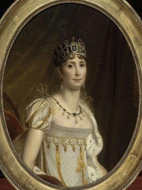 Joséphine De Beauharnais, the First Wife of Napoléon Bonaparte (1763-181), 1801 by François Pascal Simon Gérard