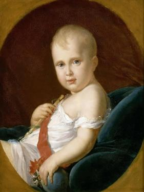 Napoléon François Bonaparte, Duke of Reichstadt, King of Rome by François Pascal Simon Gérard
