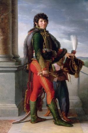 Portrait of Joachim Murat (1767-181)