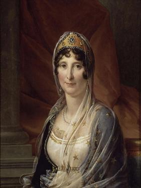 Portrait of Maria Letizia Ramolino Bonaparte, Mother of Napoleon Bonaparte, Ca 1804 by François Pascal Simon Gérard