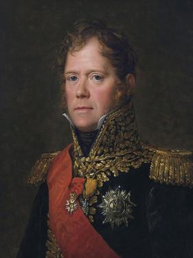 Portrait of Marshal Michel Ney (1769-181), Ca 1805 by François Pascal Simon Gérard