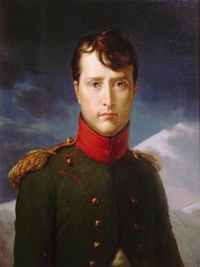 Portrait of Napoleon Bonaparte as First Consul, 1803 by François Pascal Simon Gérard