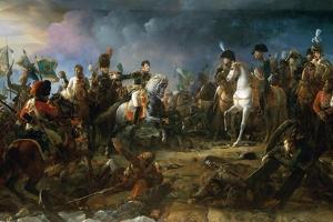The Battle of Austerlitz on December 2, 1805 by François Pascal Simon Gérard