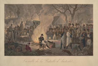 The Battle of Austerlitz on December 2, 1805
