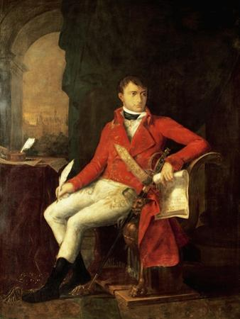 Napoleon in the Uniform of the First Consul, 1799