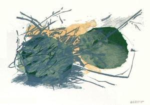 Composition VI by Françoise Bertsch