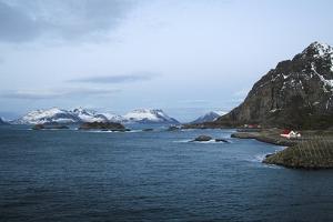 Landscape in Greenland by Françoise Gaujour