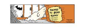 Things to Boo Today. by Frank and Ernest