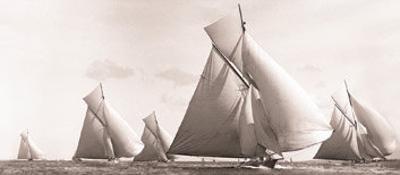 Sonia Leading, c.1911 by Frank Beken