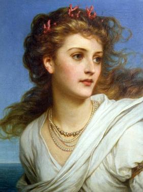 Miranda, 1878 by Frank Bernard Dicksee