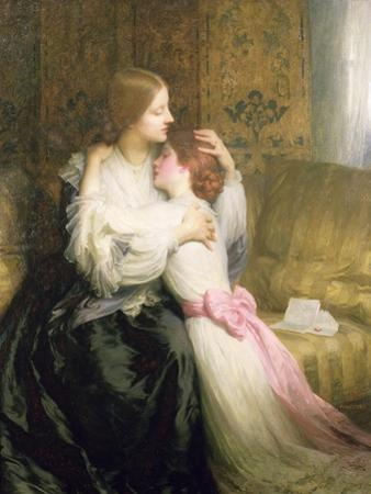 The Mother, 1907 by Frank Bernard Dicksee