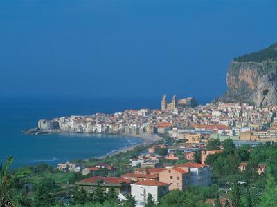 Cefalu, Sicily, Italy by Frank Chmura