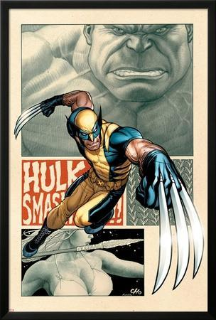 Savage Wolverine #5 Cover: Wolverine by Frank Cho