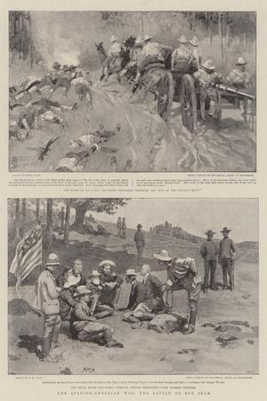 The Spanish-American War, the Battle of San Juan
