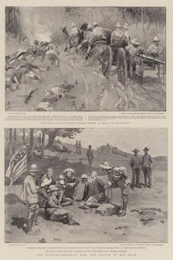 The Spanish-American War, the Battle of San Juan by Frank Craig