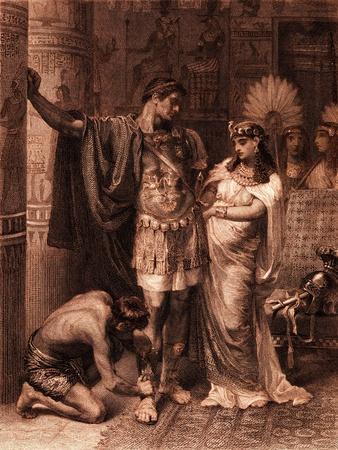 William Shakespeare 's play Antony and Cleopatra