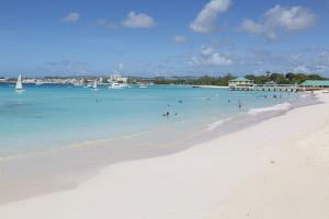 Brownes Beach, Bridgetown, St. Michael, Barbados, West Indies, Caribbean, Central America by Frank Fell