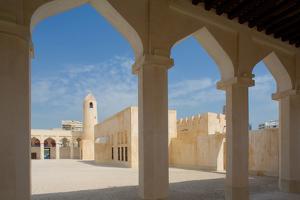 Doha Souq, Doha, Qatar, Middle East by Frank Fell