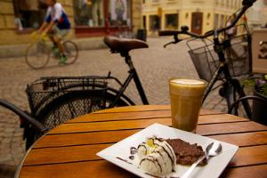 Food and Drink, Gothenburg, Sweden, Scandinavia, Europe by Frank Fell