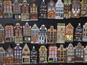 Souvenirs, Amsterdam, Holland, Europe by Frank Fell