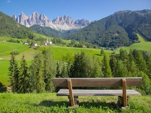 Val di Funes, Bolzano Province, Trentino-Alto Adige/South Tyrol, Italian Dolomites, Italy, Europe by Frank Fell