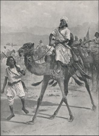 Haji Mahomed Bui Abdullah Known as the Mad Mullah Often Defeated by the British