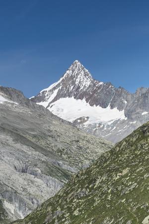 Finsteraarhorn, Switzerland, Valais