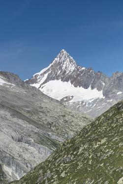 Finsteraarhorn, Switzerland, Valais by Frank Fleischmann
