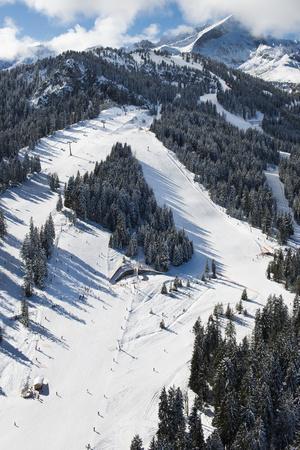 Garmisch-Partenkirchen, Hausberg, Kreuzwankl, Kreuzwanklbahn, Ski Slope
