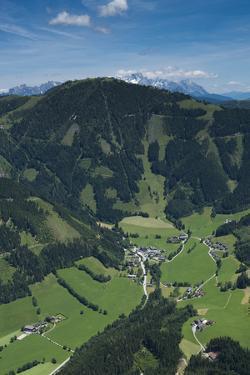 Werfenweng, Salzburg State, Bischling, Bischling Mountain Railway, Pongau by Frank Fleischmann