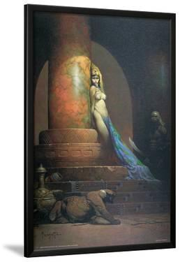 Egyptian Princess by Frank Frazetta