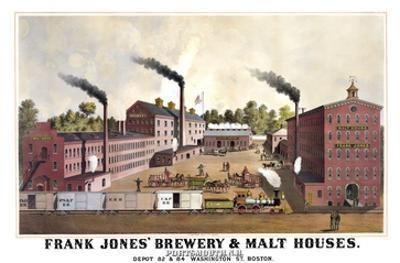 Frank Jones' Brewery and Malt Houses