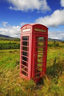British Telephone Box by Frank Krahmer