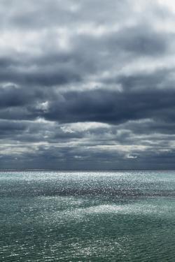 Cloud Impression at Ocean by Frank Krahmer