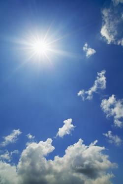 Cloud Mood and Sun by Frank Krahmer