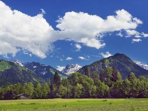 Countryside near the Alps by Frank Krahmer