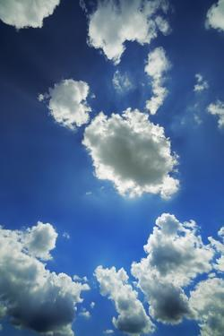 Cumulonimbus Cloud by Frank Krahmer