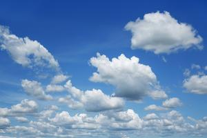 Cumulonimbus Clouds by Frank Krahmer