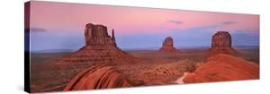 Mittens in Monument Valley, Arizona by Frank Krahmer