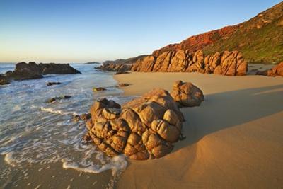 Rocky Coast at Injidup by Frank Krahmer