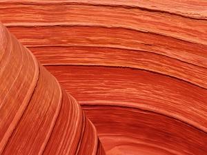 Vermillion Cliffs, The Wave, Grand Staircase Escalante Nationalpark, Arizona, USA by Frank Krahmer