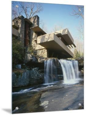 Fallingwater, State Route 381, Pennsylvania by Frank Lloyd Wright